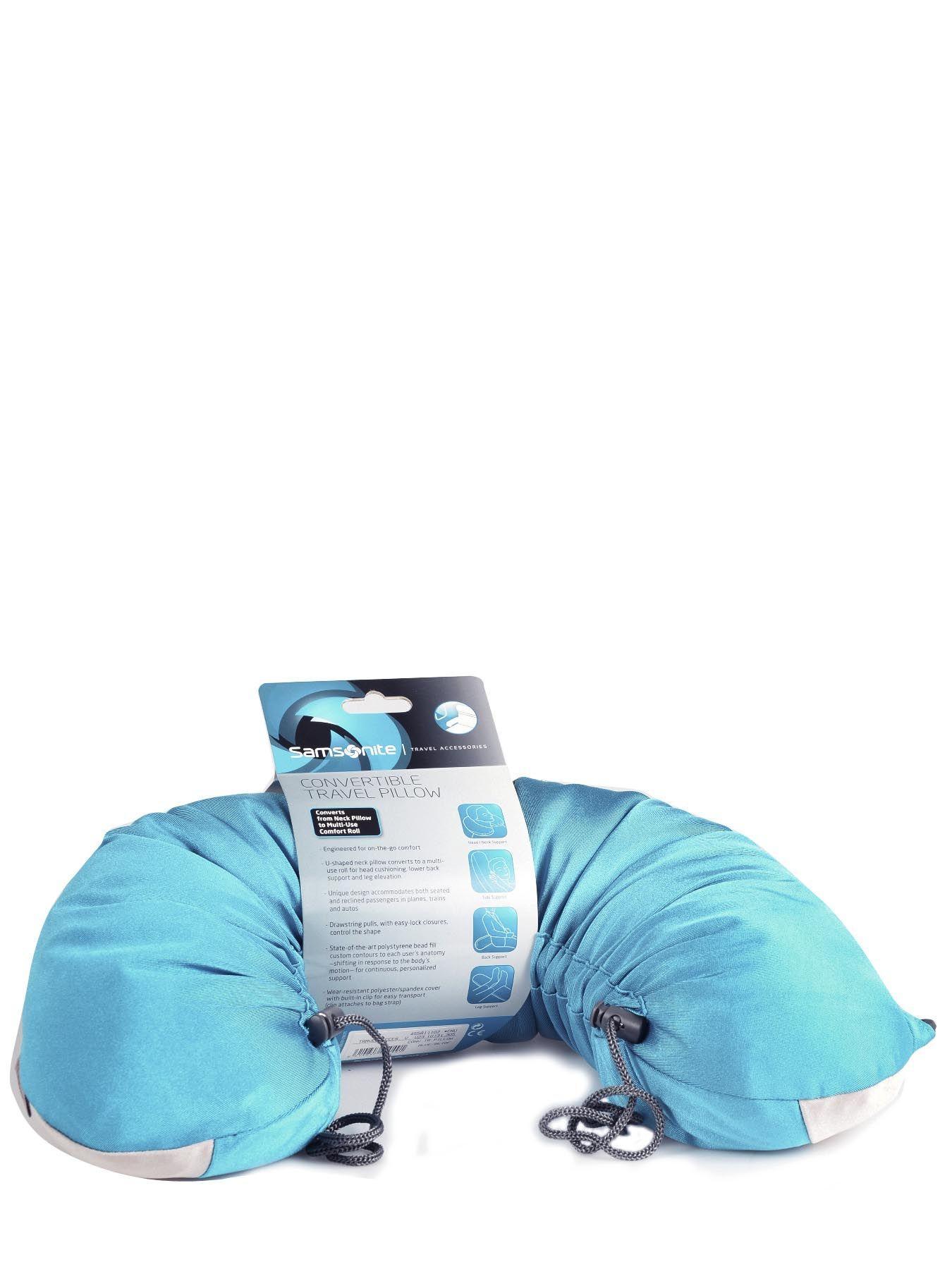 coussin de voyage samsonite accessoires accessoires sur. Black Bedroom Furniture Sets. Home Design Ideas
