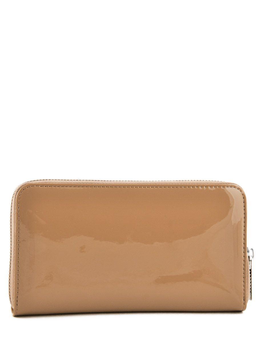 ... Portefeuille Armani jeans Beige vernice lucida 5V32-55 vue secondaire 2  ... a573b22c89b