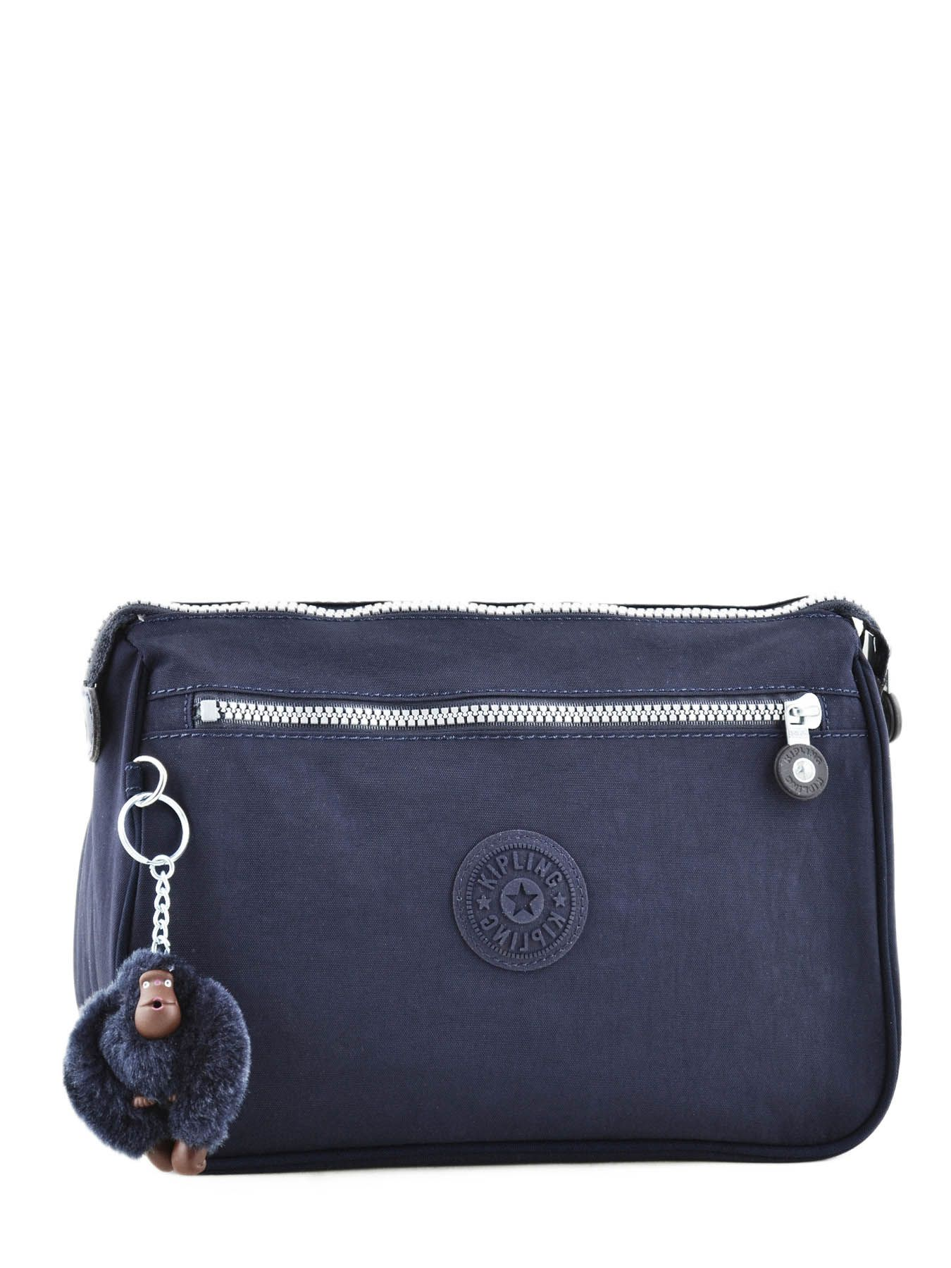 Trousse de toilette Kipling Puppy Blue Purple C bleu SiZB3TrE71