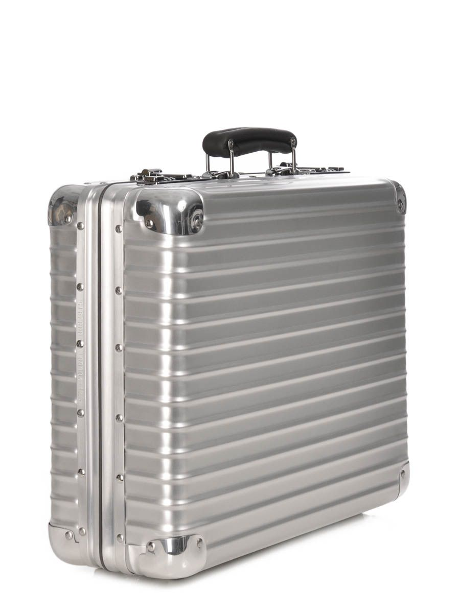 Rimowa Attache Case Classic Flight aluminium rigide Argent 3e3QBguMlW
