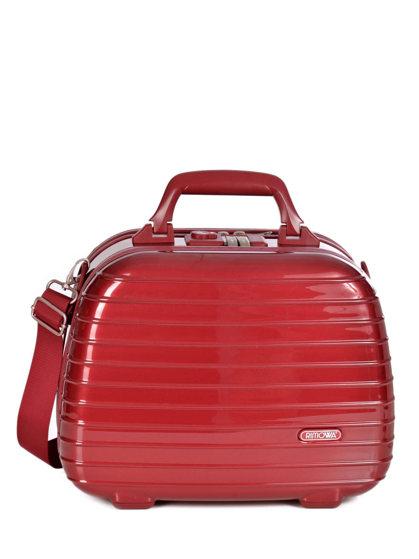 Beauty Case Rigide Rimowa Rouge salsa deluxe 83038530