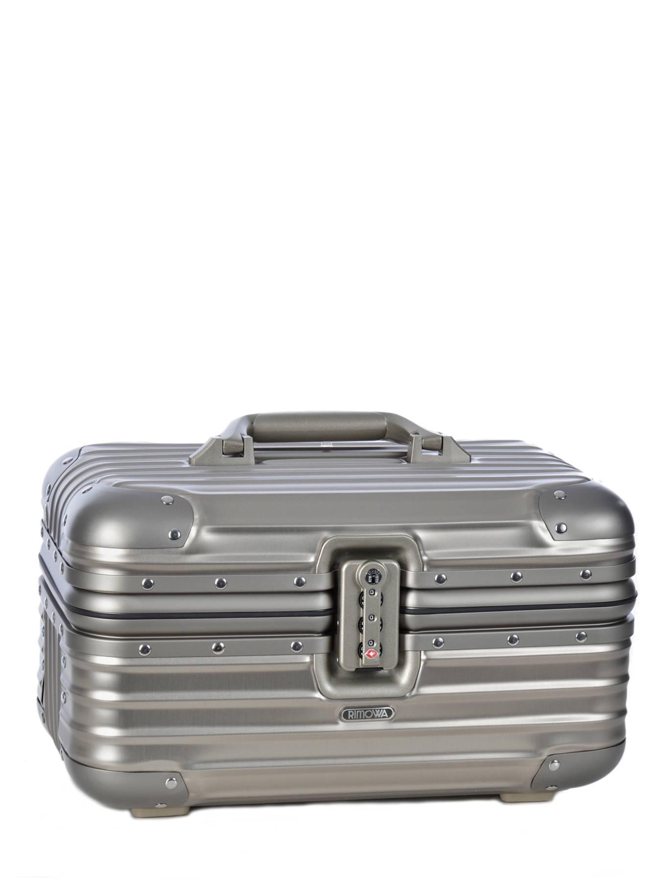 Beauty Case Rimowa Gris topas titanium 92338030