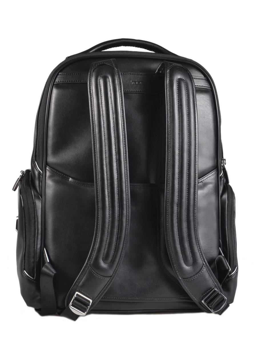 sac dos business tumi arrive leather bradley cuir sur. Black Bedroom Furniture Sets. Home Design Ideas