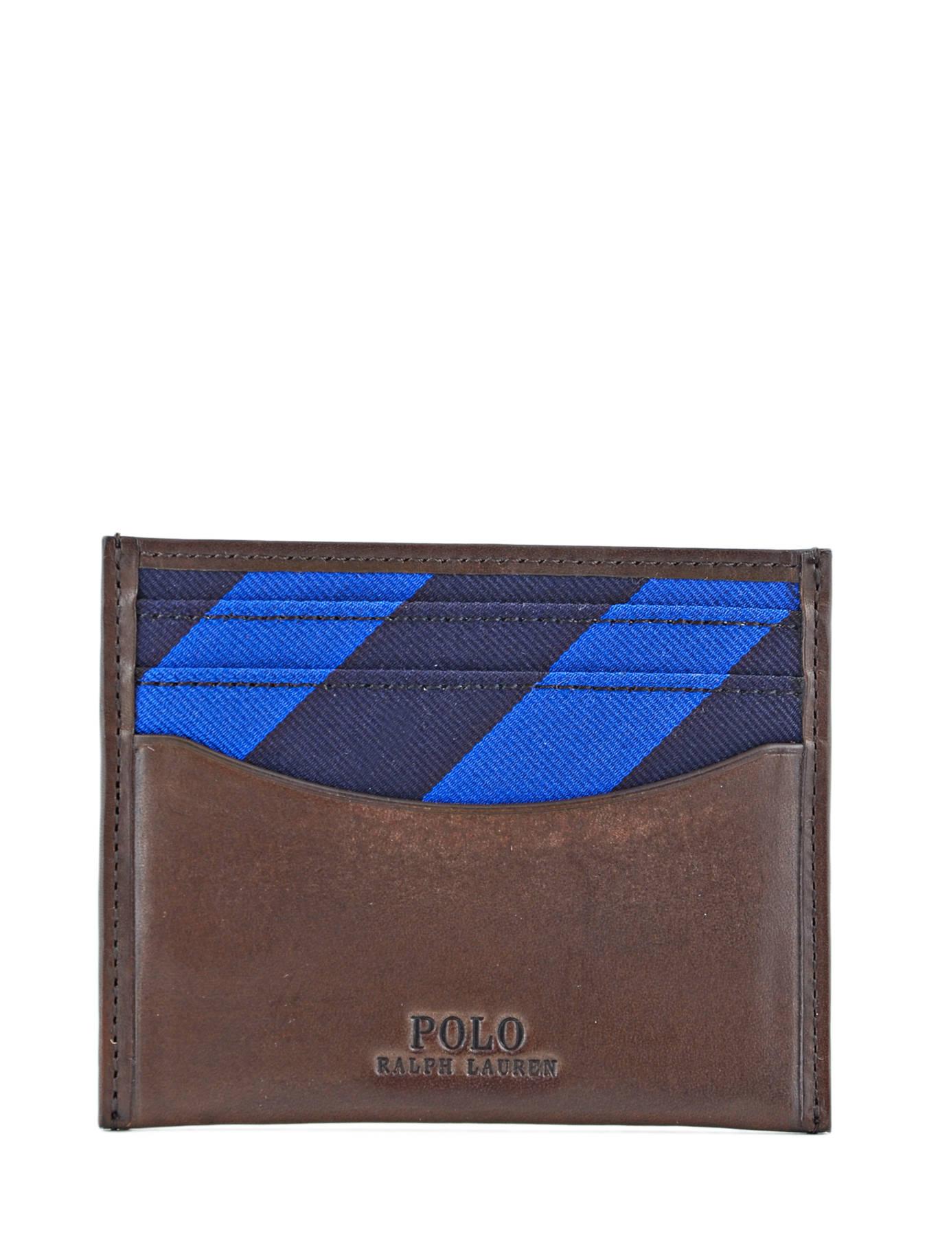 Porte Cartes Polo Ralph Lauren Wallet A79lg055 Sur Edisacbe