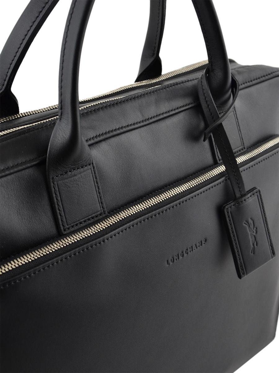 Longchamp Longchamp Serviette Serviette Noir qTgOBOPw