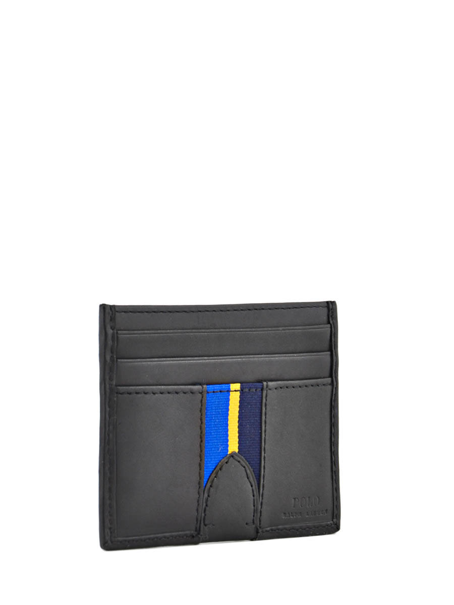 Porte cartes polo ralph lauren wallet wallet sur for Porte secondaire