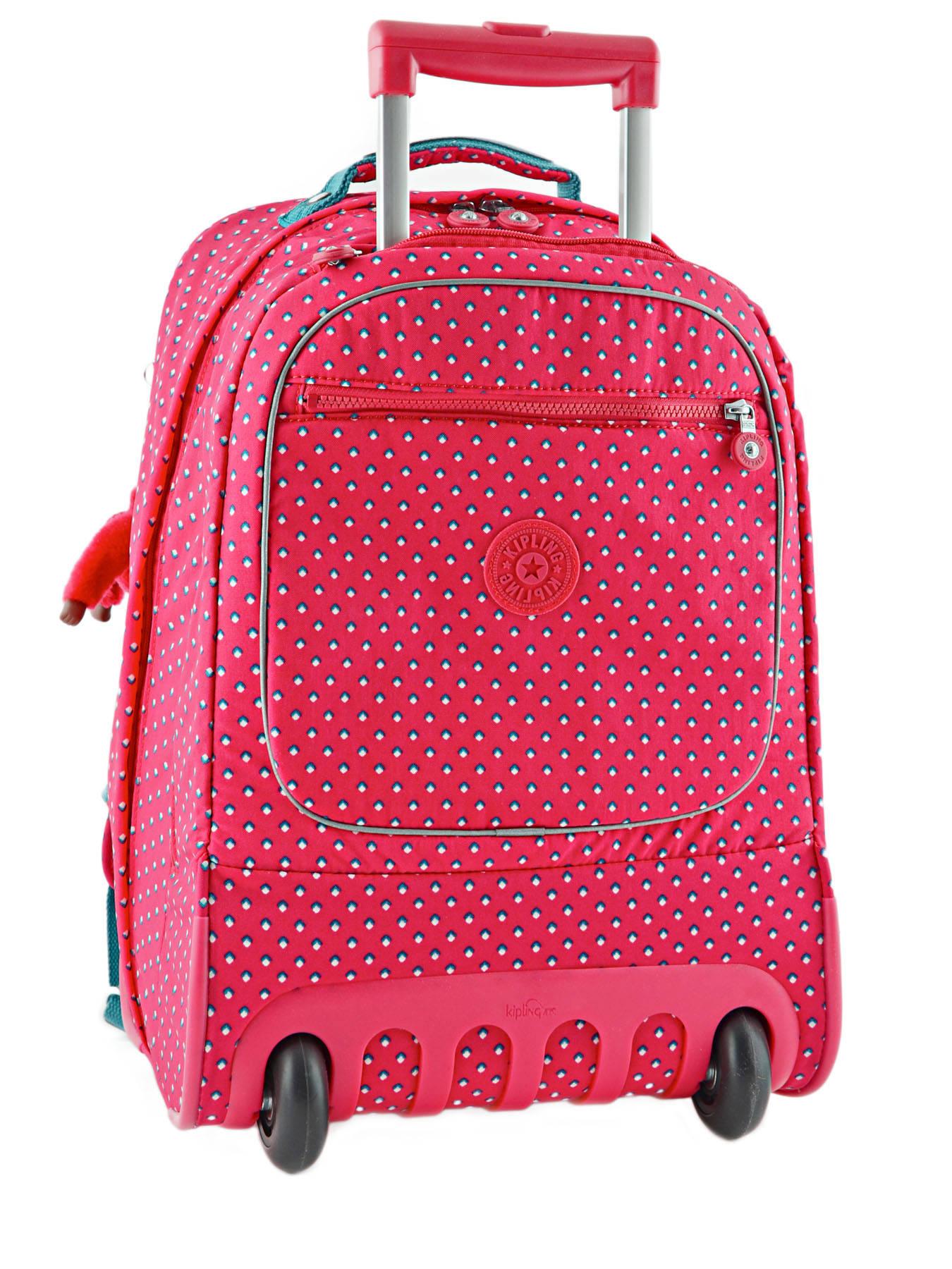 sac a dos roulettes kipling back to school back to school sur. Black Bedroom Furniture Sets. Home Design Ideas
