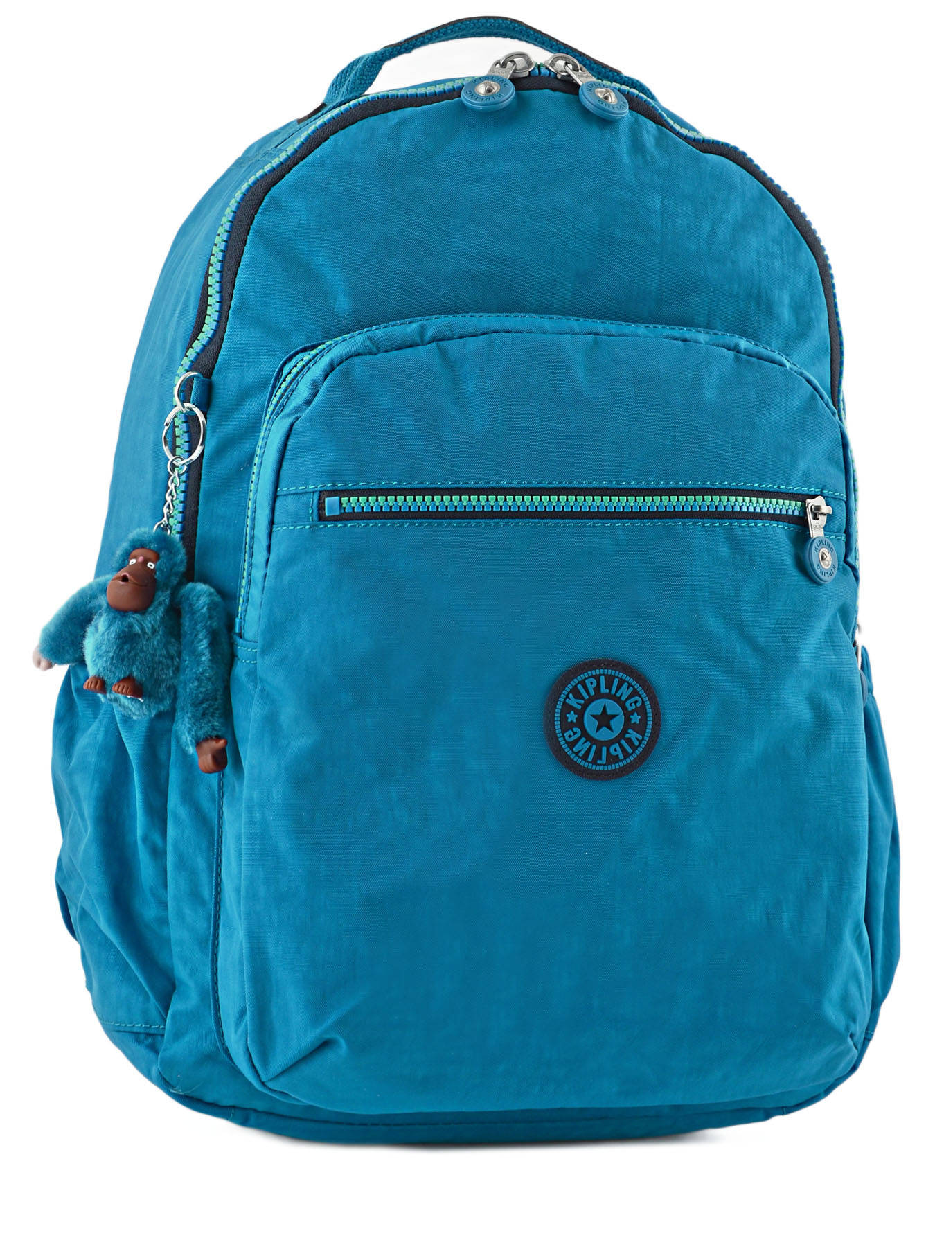 9bc4006afd0 Rugzak 1 Compartiment + Pc 15'' Kipling Blauw back to school 21305 ...