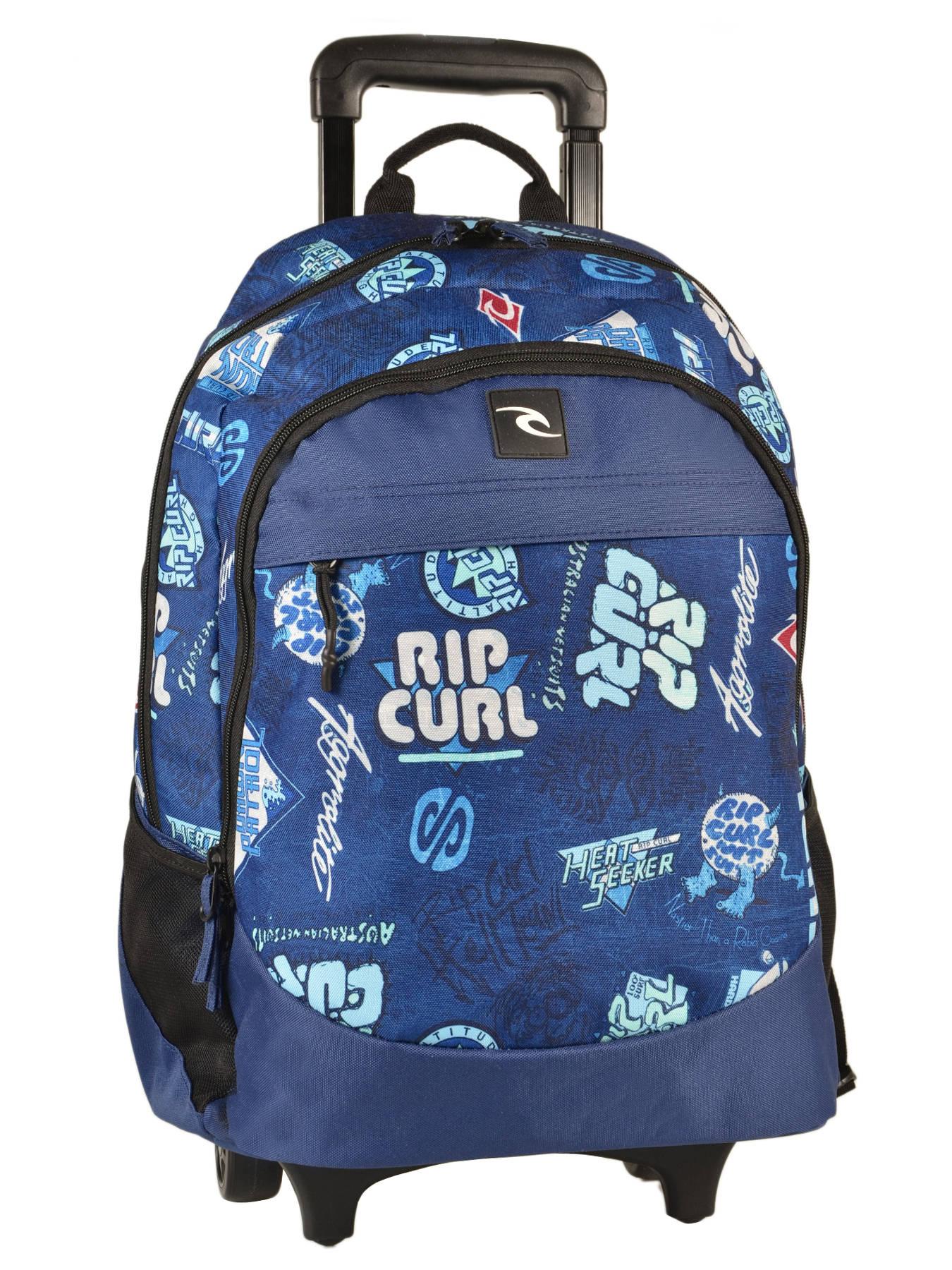 Rip Curl - Sac à dos à roulettes Heritage Logo (bbpjc4) taille 46 cm YvmZ5QT0Wk