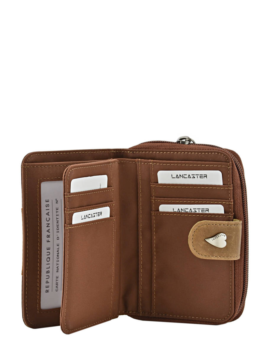 Porte monnaie lancaster basic et sport basic et sport sur - Porte monnaie femme lancaster ...