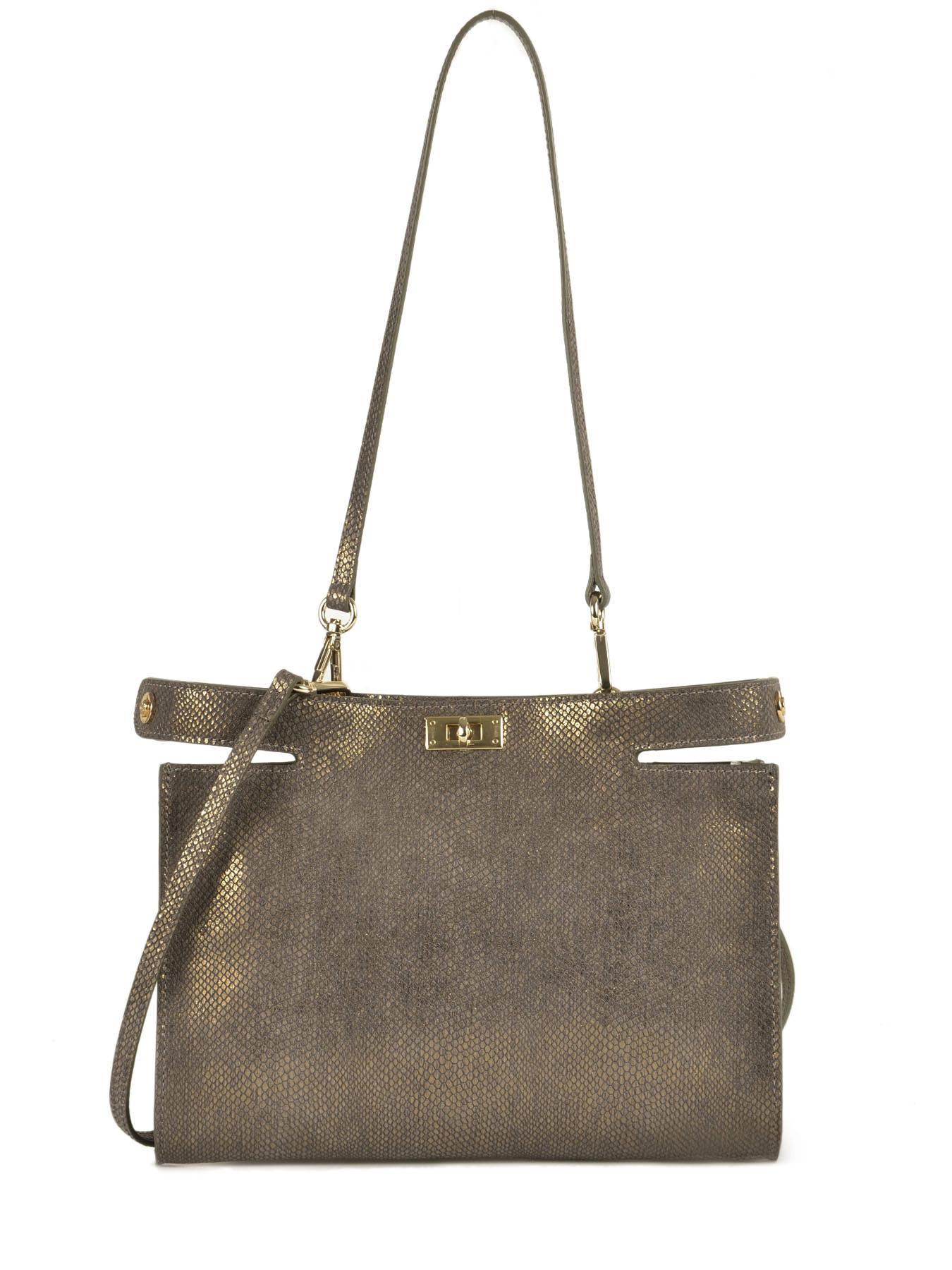 Sac Bandoulière Fashion La pomme de loveley Vert fashion LPF16-57
