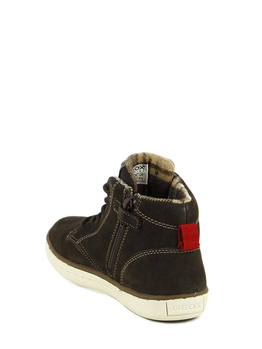 ... Chaussures à Lacets Geox Marron chaussures a lacets J64B6D vue  secondaire ... 059294d976bd