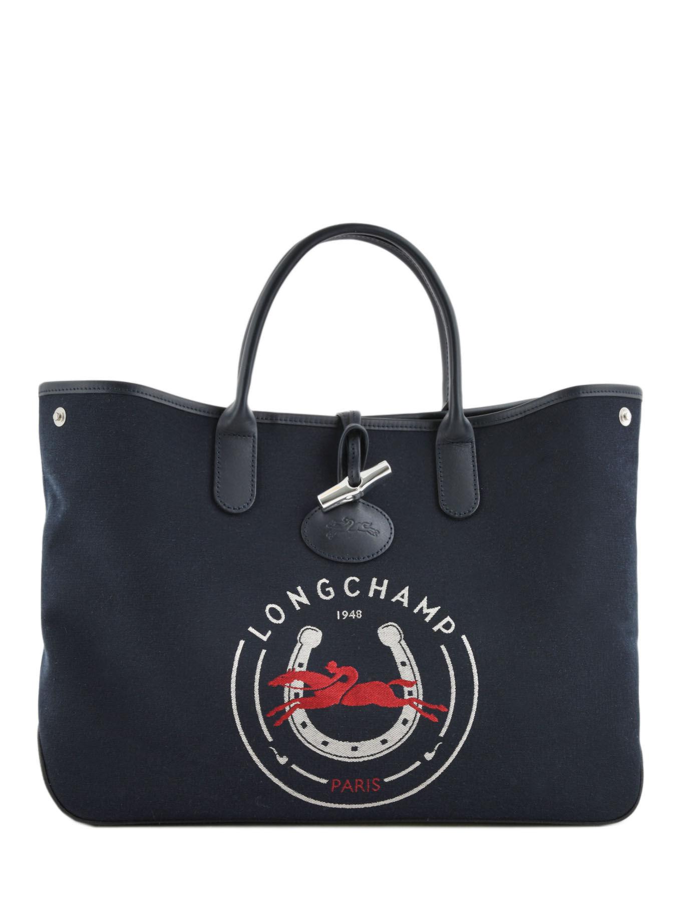 Sac Longchamp Roseau Fushia : Sac port main longchamp roseau