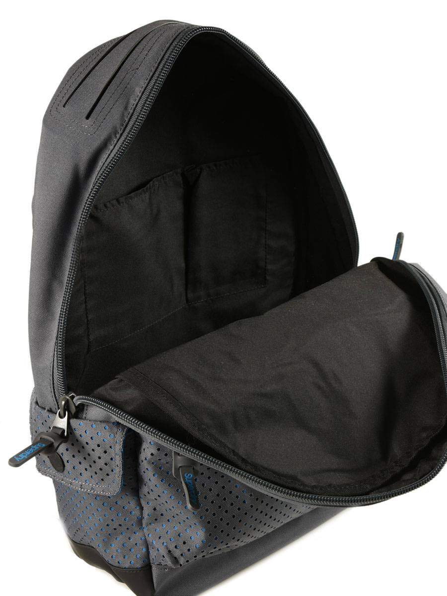 60e5c7f233d Rugzak Superdry Grijs backpack men M91001DQ ander zicht 4 ...