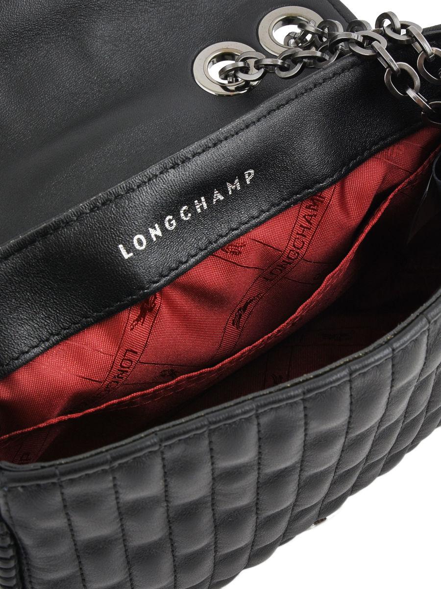 0a91f259683 be 10022941 Sur Besace Edisac Longchamp Amazone Matelassé Rnxw7Y1F