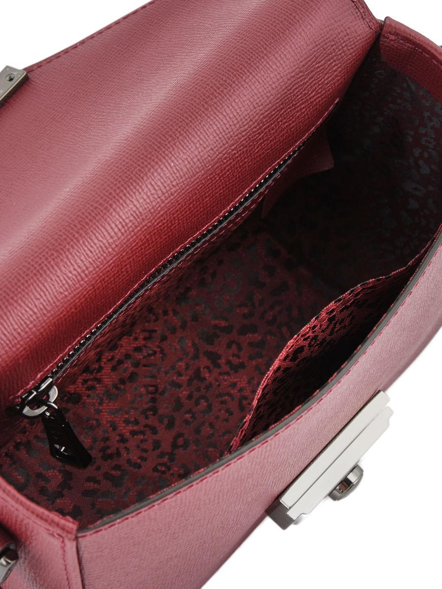 Rouge Pliage Longchamp Portã© Hã©ritage Le Travers Sac xUa70Bwq