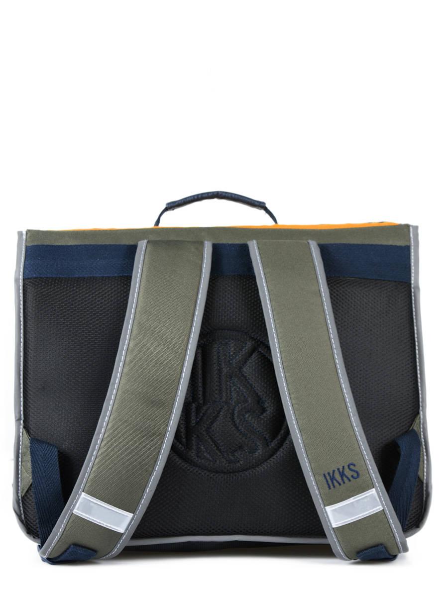 f1a8aba8434 ... 2 · Boekentas 1 Compartiment Ikks Geel backpacker in tokyo 18-35836  ander zicht 3 ...