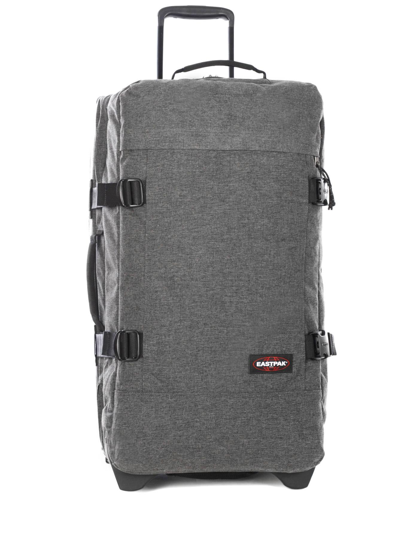 e2637c4c433 ... Soepele Reiskoffer Authentic Luggage Eastpak Grijs authentic luggage  K62L ...