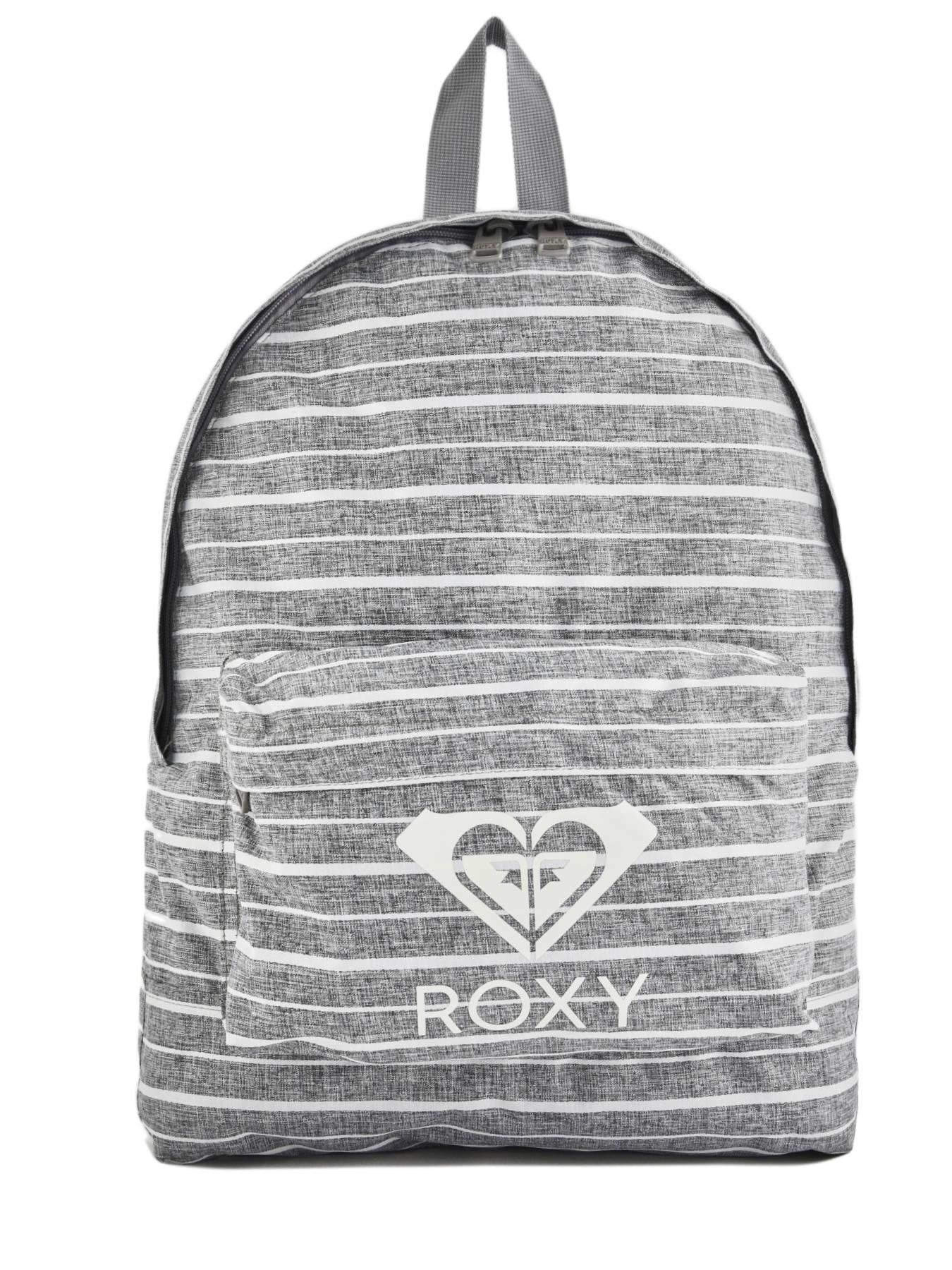 69fe78b7af2 ... Rugzak 1 Compartiment Roxy Grijs back to school RJBP3731 ...