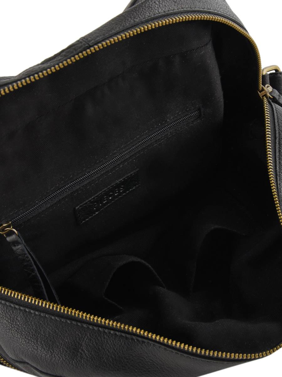 982d5789e03 Shoppingtas Kimono Leder Pieces Zwart kimono 17910787 ander zicht 4 ...