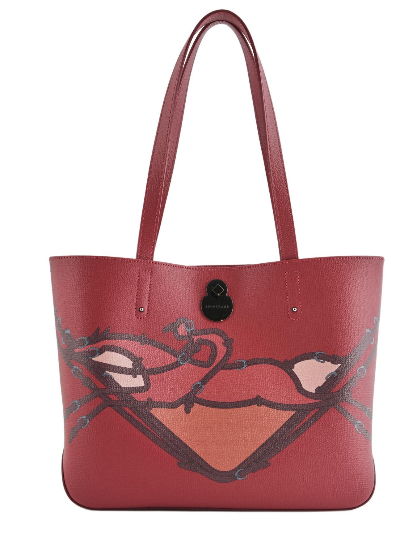 b46cbb9951c Schoudertas Longchamp Shop-it silhouette 1378943 op edisac.be