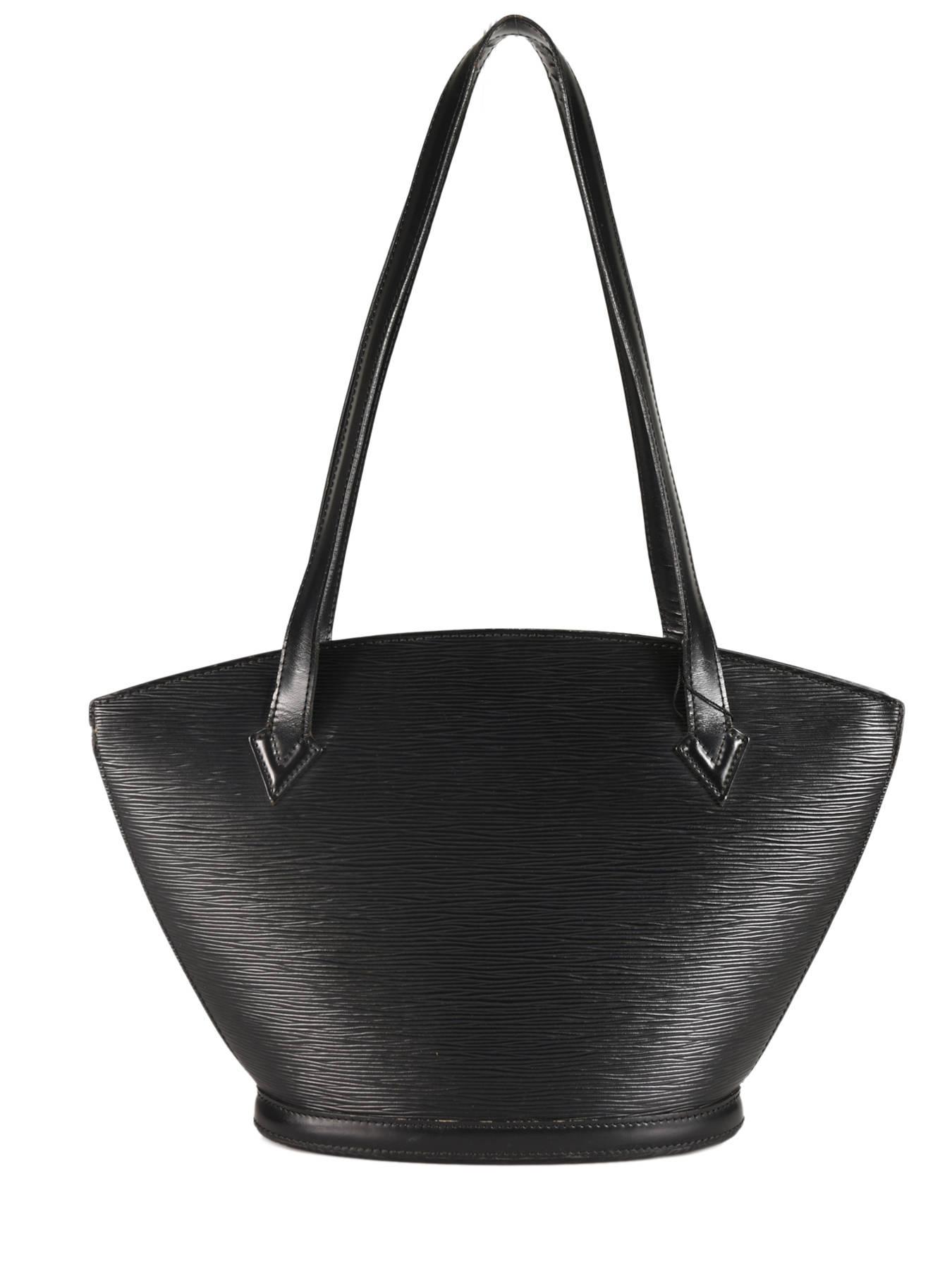 ... Sac Shopping D occasion Louis Vuitton St-jacques Brand connection Noir louis  vuitton 190C ... 18208baa032