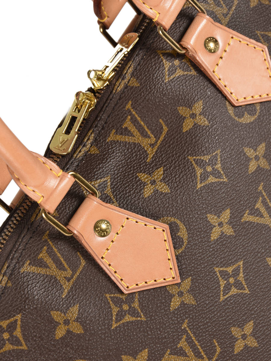 ... Sac à Main D occasion Louis Vuitton Alma Monogrammé Brand connection  Marron louis vuitton ... 30e51c0f583