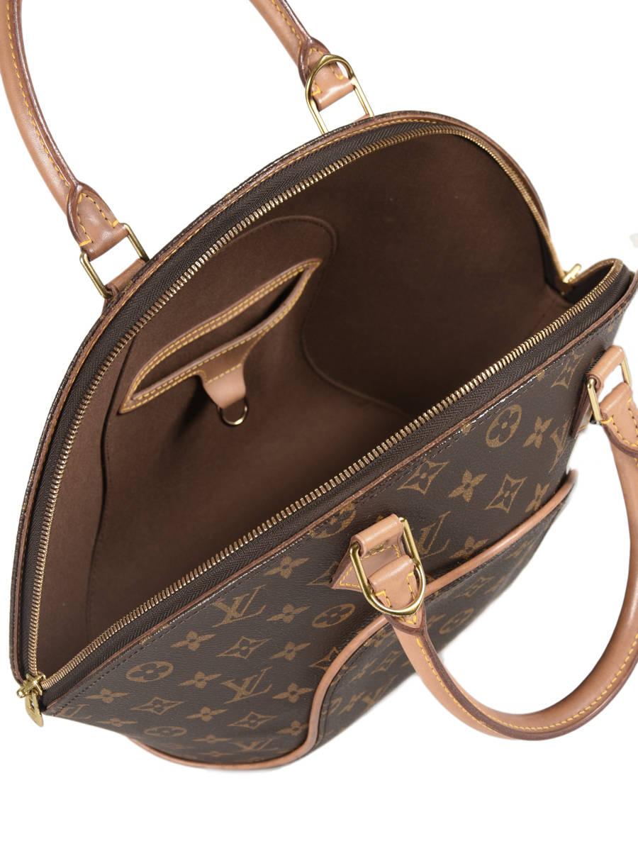 1cfa47763304 Sac à Main D occasion Louis Vuitton Ellipse Monogrammé Brand connection  Marron louis vuitton ...