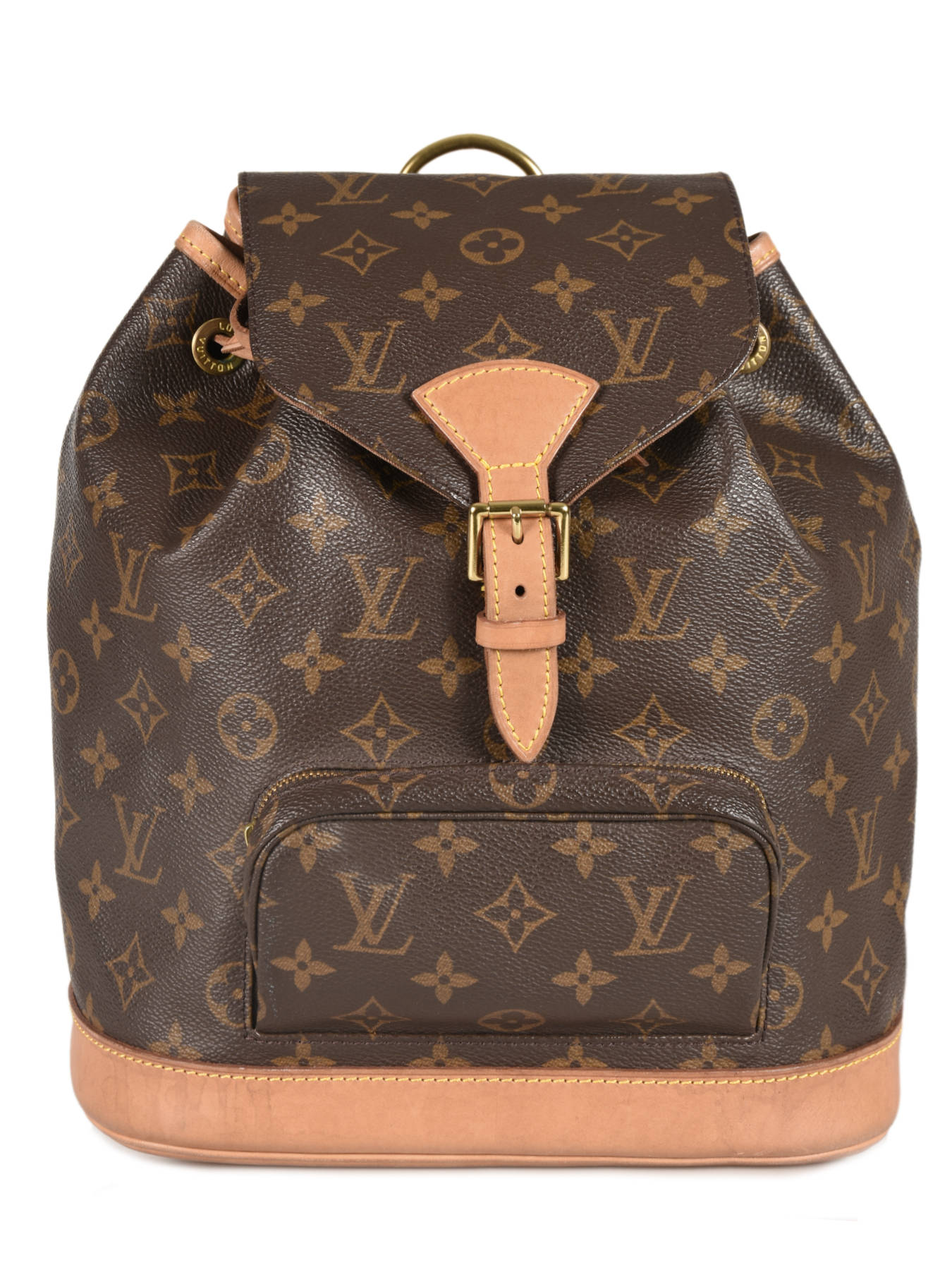 b5f383eb9f Sac A Dos Louis Vuitton Montsouris Occasion | Stanford Center for ...