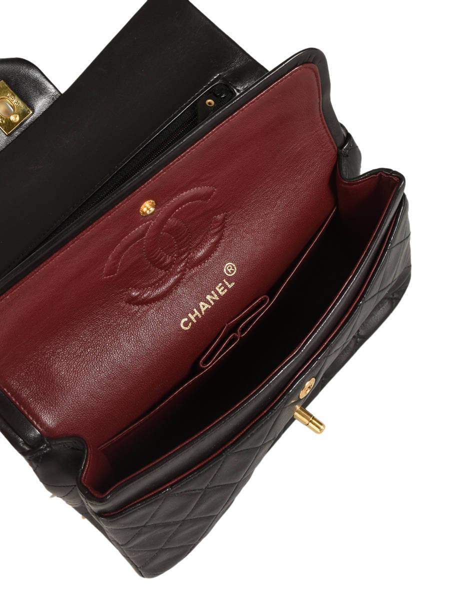 Sac Porté épaule D occasion Chanel Classic Double Flap 23 Chanel Cuir ... df754d0b4ae
