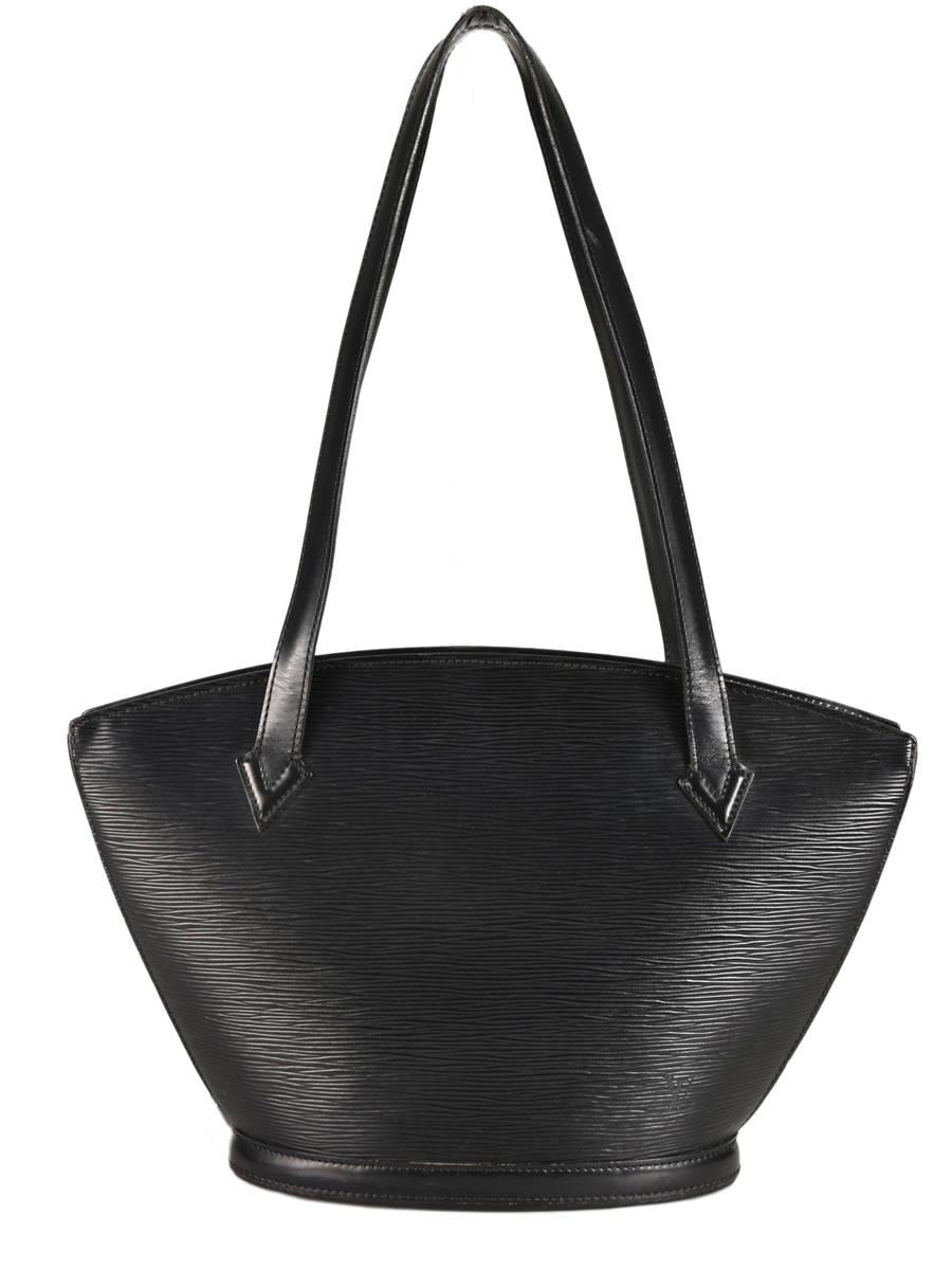 ... Sac Shopping D occasion Louis Vuitton St-jacques Brand connection Noir louis  vuitton 190C ... c313ce430ad