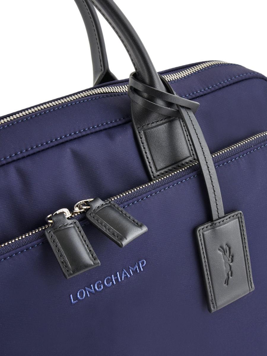 Longchamp Serviette Serviette Longchamp Bleu 4H4wZrxqF