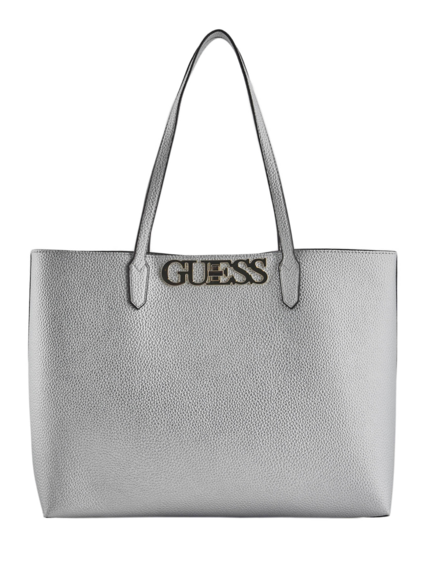 SAC SHOPPING UPTOWN CHIC BLANC GUESS