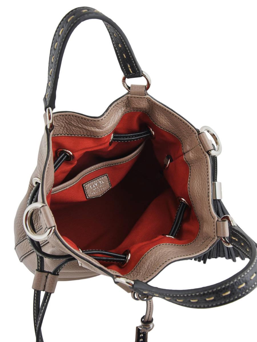 6c6f1b32a31 Bucket Bag S Premier Flirt Lancel Bruin premier flirt A10109 ander zicht 6