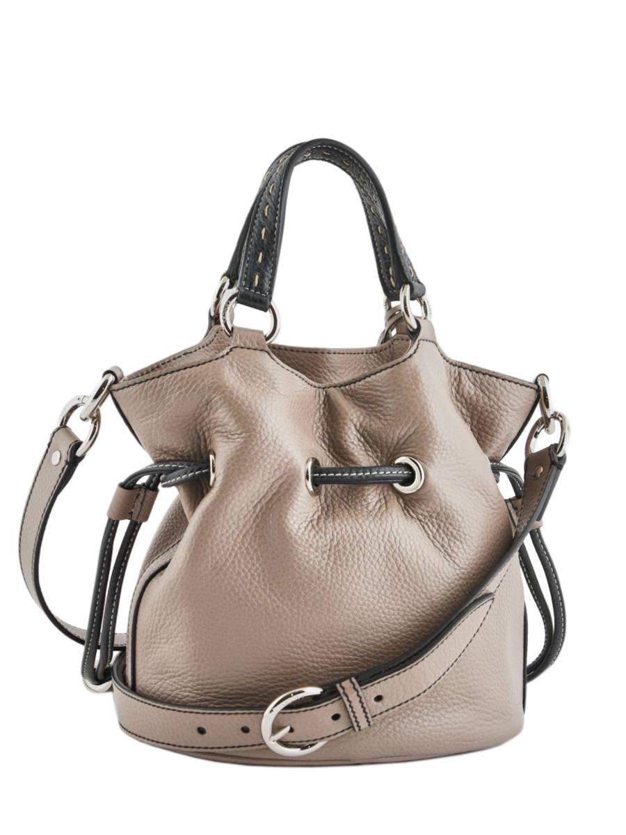 ab185af9fb3 ... Bucket Bag S Premier Flirt Lancel Bruin premier flirt A10109 ander  zicht 5 ...
