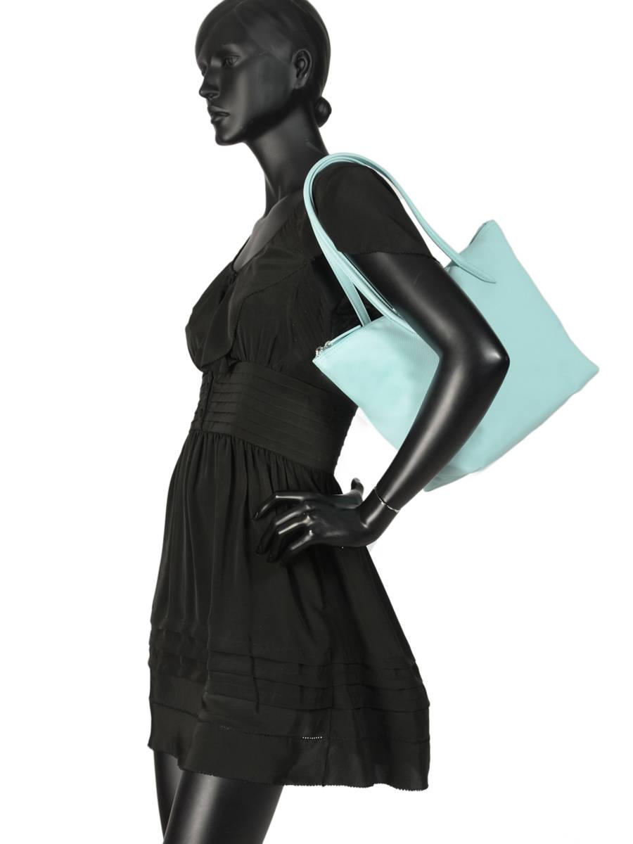 c0dbd88bc3 ... Sac Porté épaule L.12.12 Concept Lacoste Noir l.12.12 concept ...
