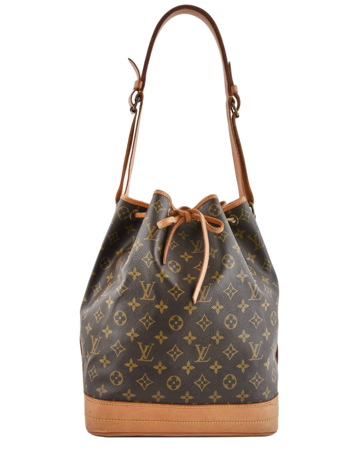 d306bf0b1f ... Sac Bourse D'occasion Louis Vuitton Noe Gm Monogrammé Brand connection  Marron louis vuitton ...