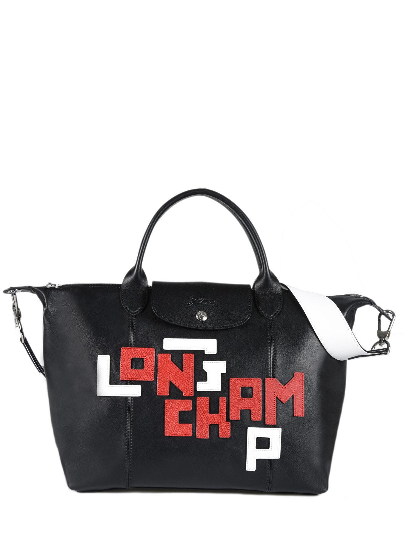 db5cdbf8c12 Handtas Longchamp Le pliage cuir lgp 1515755 op edisac.be