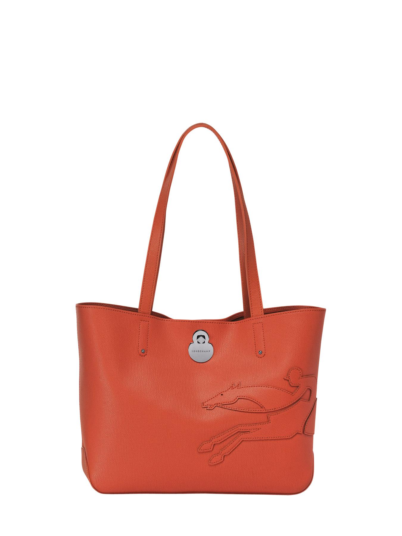 Shop Besace Orange Longchamp Shop It It Longchamp OwqwXxt8B