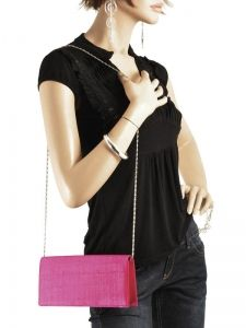 Clutch Cocktail Violet coktail 70837-vue-porte
