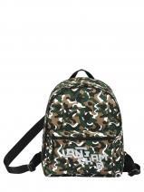 Longchamp Camouflage lgp Sac à dos Vert