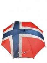 Parapluie Y not Multicolore drapeau 55863
