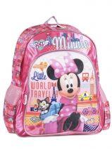 Sac à Dos Minnie Rose little world traveler 36110