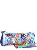 Trousse Mickey Multicolore turn up 50420-vue-porte