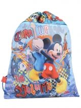 Sac à Dos 1 Compartiment Mickey Multicolore turn up 50428