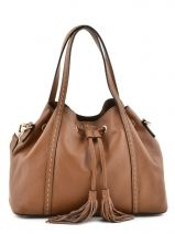 Sac Bourse Tradition Cuir Etrier Marron tradition EHER001