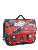 Cartable Cars Multicolore hot pursuit D720525