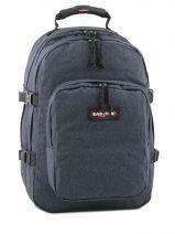 Sac à Dos Provider + Pc 15'' Eastpak Bleu authentic k520