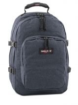 Sac à Dos Provider + Pc 15'' Eastpak Bleu authentic k520