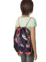 Sac à Dos Roxy backpack JBP03071-vue-porte